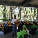 Niños aprenden de prevención de accidentes