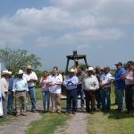 Arrancan obras de infraestructura agrícola en Huanímaro