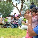 Celayenses preservan orgullosamente la Tradicional Romería al Río Laja 2017