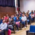 Estudiantes UG despiertan en jóvenes vocación científica