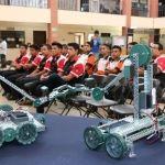 Participan jóvenes celayenses en Panamericanos de Robótica