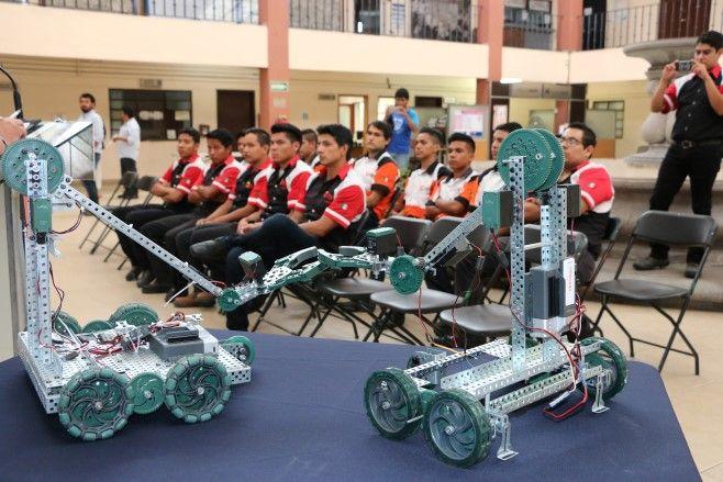 Photo of Participan jóvenes celayenses en Panamericanos de Robótica