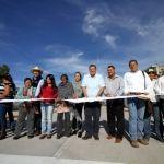 Mejora municipio movilidad con mejor infraestructura vial en comunidad San Elías