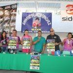 Exhibición de Boxeo por 35 aniversario luctuoso de Salvador Sánchez