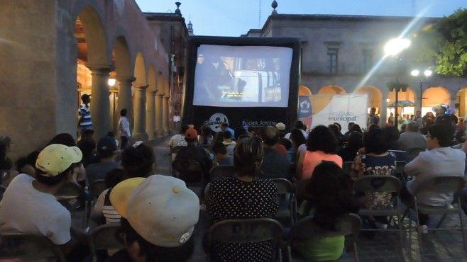 Photo of Artistas celayenses exhiben cortometrajes
