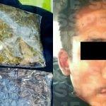 Detienen en Irapuato a un presunto distribuidor de drogas