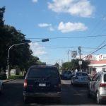 Agilizan tráfico vehicular  en Prol. Guerrero y Modelo IMSS