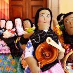Muestra artesanal con motivo del Día Internacional de los Pueblos Indígenas