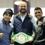"""Box en Guanajuato: Eduardo """"Rocky"""" Hernández contra el argentino, Raúl Centeno"""