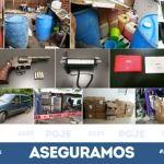 Catean viviendas en Irapuato y Salamanca para recuperar mercancía robada al tren
