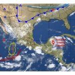 Se mantiene la probabilidad de lluvias acompañadas de tormenta eléctrica y granizo en el estado de Guanajuato
