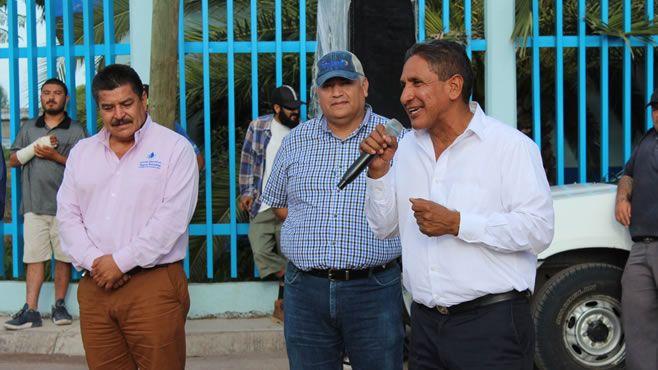 Photo of Alcalde arranca urbanización en la comunidad con una inversión de 7.2 millones de pesos