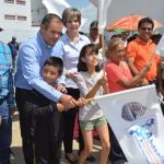 Inicia  la construcción de cuartos y cocinas del programa municipal de vivienda