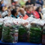 Lista tercera entrega de despensas a 1 mil 700 adultos mayores
