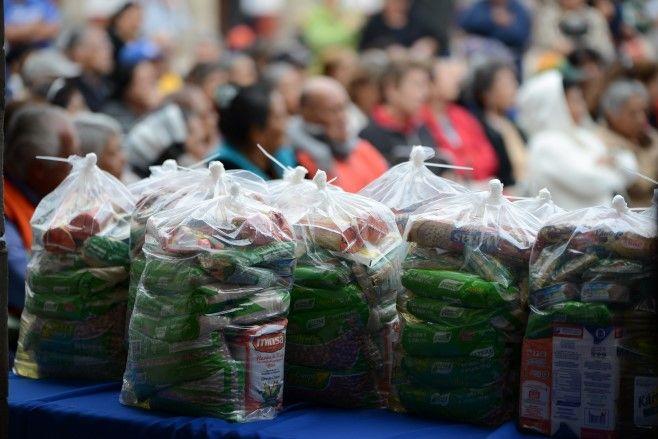 Photo of Lista tercera entrega de despensas a 1 mil 700 adultos mayores