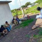 Capacitan a Comités Rurales para la cloración del agua