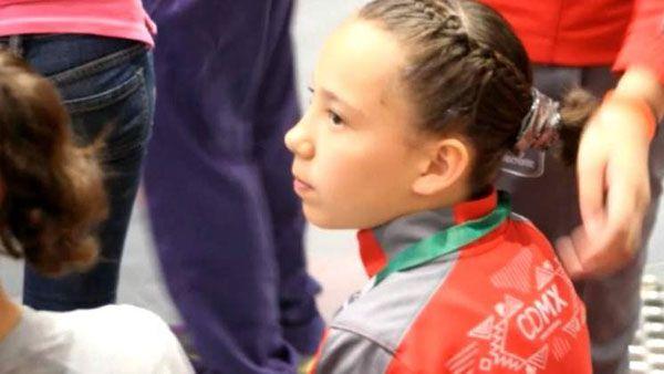 Photo of La gimnasta mexicana que vende galletas por falta de apoyo de la Conade