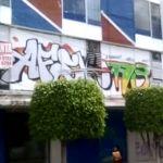 "Los grafitis del Centro Histórico; ""vandalismo"" o ""arte"""