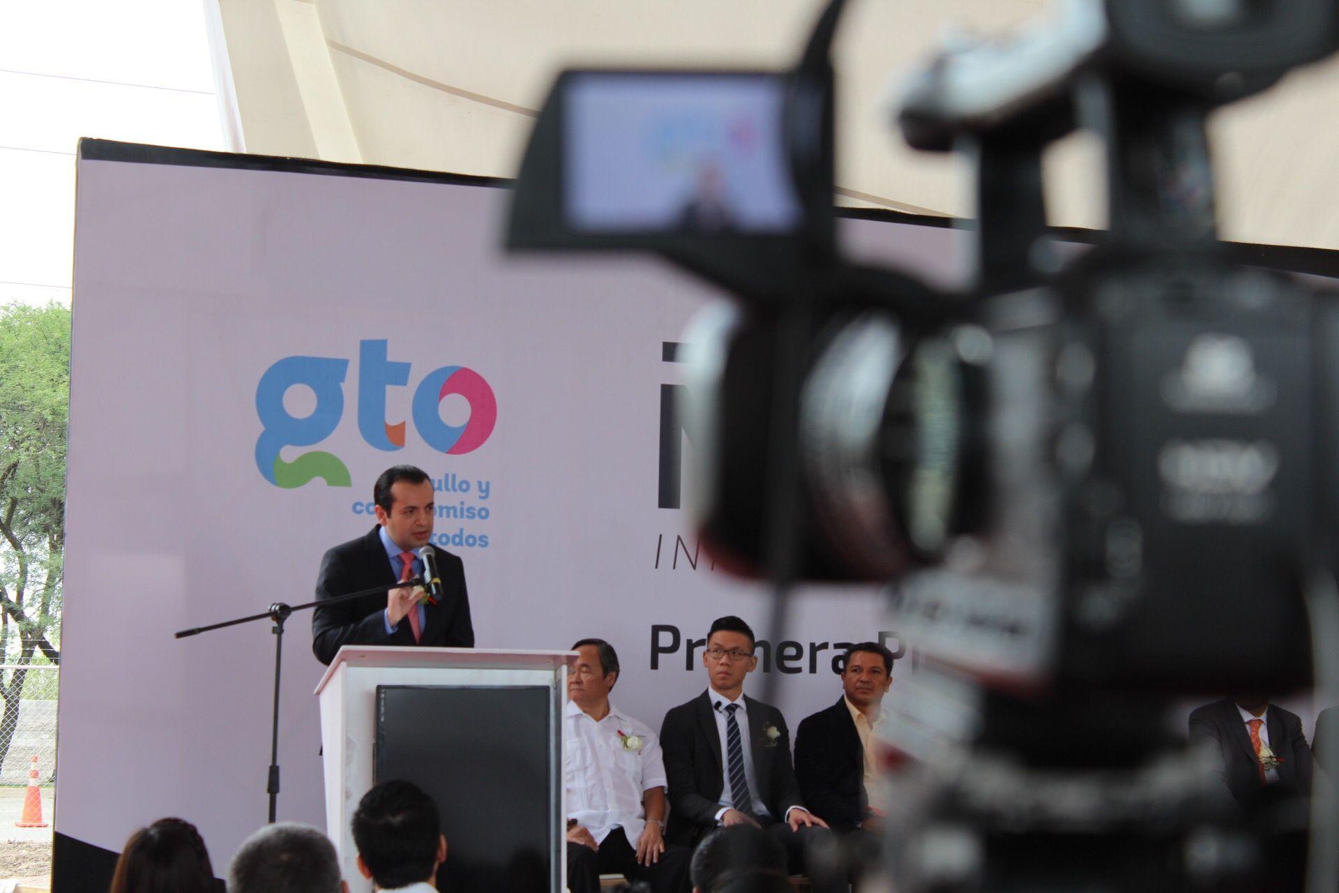 Photo of Llega empresa taiwanesa a León