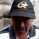 """""""Fue muy triste y trágico, hubo muertos, las casas se destruyeron"""": Abel Pérez"""