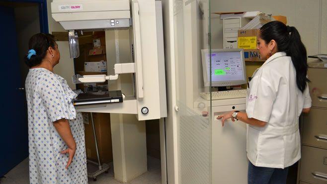 Photo of SSG propone culminar el año con 60 mil estudios entre 13 mastógrafos