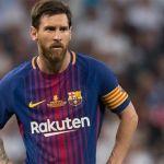 """""""Somos más los que queremos paz"""": Messi sobre atentado"""