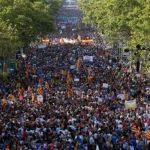 """""""No tengo miedo"""": mensaje que Barcelona le manda al terrorismo"""