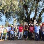 Pavimentación y mejores sistemas de agua potable y drenaje para la comunidad Potreros