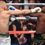 Floyd Mayweather noqueó a a Conor McGregor en el décimo round