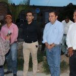 Arrancan pavimentación y construcción de drenaje sanitario