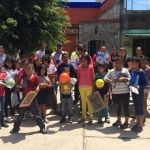 Jóvenes participan en la prevención por medio de valores