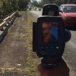 Dirección de tránsito y policía vial, pone en marcha operativo radar