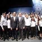 Máxima casa de Estudios: Universidad de Guanajuato, informe de actividades