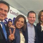 Margarita Zavala se solidariza con Ricardo Anaya tras acusaciones por enriquecimiento irregular