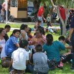 Tradicional Romería al Río Laja 2017