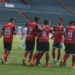 """Trinca"" golea a Sporting Canamy 3-1"