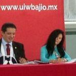 Universidad Incarnate Word campus bajío firma convenio con AMMJE