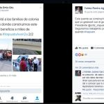 #DiputadaYOYO Yulma Rocha, hace berrinche, porque el alcalde no le da crédito por puente
