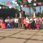 Celebran 87 aniversario del Ejido Cuerámaro