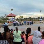 Cuerámaro cumple con espacios públicos para las familias