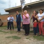 Arrancan obra en calle Jaime Nunó en Cuerámaro
