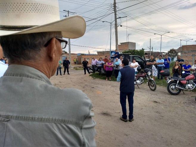 Photo of Continúa  mejorando la infraestructura de Cuerámaro