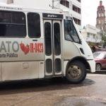 Ucopi y la Benito Juárez, colonias de riesgo para los transportistas