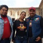 Ayuda y prevén accidentes, invitan motociclistas a evento