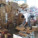 Mandan irapuatenses 15 toneladas de ayuda a damnificados