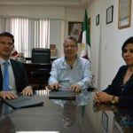 Huanímaro firma convenio de colaboración con la PDHEG