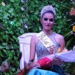 Coronan a Diana I, Reina de las Fiestas Patrias Cuerámaro 2017