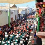 Celebran neopoblanos fiestas patrias en armonía y sano esparcimiento