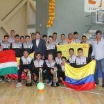 Inauguran primera Copa Internacional de Futbol