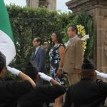 Conmemoran la toma de la Alhóndiga de Granaditas